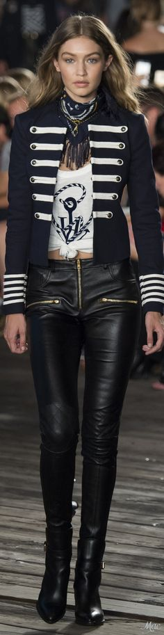 Fall 2016 Ready-to-Wear Tommy Hilfiger See-Now-Buy-Now | Spring 2017 NYFW