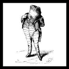 Image result for vintage  frog
