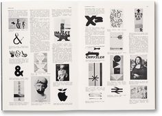 Pentagram Papers 1 - A Dictionary of Graphic Cliches - design by John McConnell