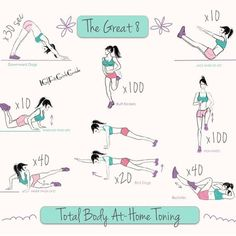 """""""One of our fave little blasts!!! Do it yourself and challenge a friend. 1-5 sets. #FitGirlRevolution #28DayJumpstart #FitkiniBodyChallenge…"""""""