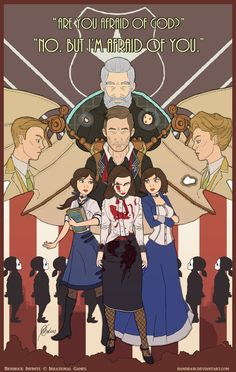 Bioshock Infinite Art Thread [No NSFW!] - Page 14