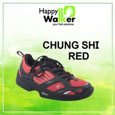 Have a smooth travel journey with Happy Walker Chung Shi Red shoes! This footwear does not only add color to your OOTD but also provides a comfy and happy feeling on your feet!   Contact us at: AMK Hub #02-28 ☎+65-6481 5057 Velocity @ Novena Square #02-22 ☎+65-6259 3151 Ng Teng Fong General Hospital #02-19 ☎ +65-6250 7115 Festive Mall @ Our Tampines Hub #01-88 ☎+65-6386 7073 Downtown Gallery #02-16 ☎+65-6222 1202 Bedok Mall #B1-67  ☎+65-6702 3818 JEM #04-03  ☎+65-6659 6115 Compass One #02-07…
