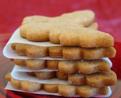 Espacio Culinario: Galletas de Navidad... Miel y Jengibre