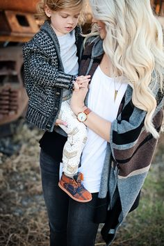 fall colors, layers are always great, accessories are thoughtful but not distracting.