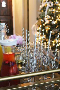 Holiday Mimosa Bar
