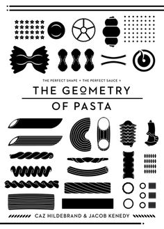 """The Geometry of Pasta"""