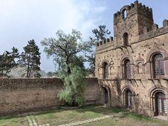 Castelli, architetture etiopi