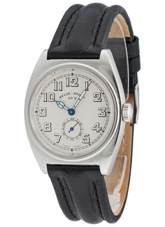 Revue Thommen Sport 30's Limited Edition 15000.3537 Limited Edition Watches, Vintage Watches, Chronograph, Classic, Sports, Accessories, Clocks, Moda Masculina, Derby