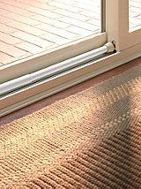 Need This To Keep Kayla Inside Sliding Door Security Bar Adjule Rod Window Securitysecurity Locksecurity
