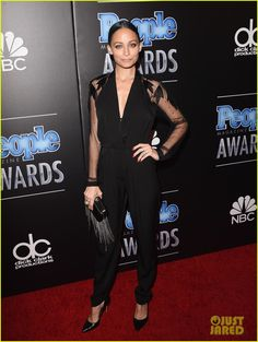 Nicole Richie at the 2014 People Magazine Awards