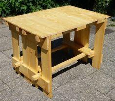 bank aus massivholz eiche bauanleitung zum selber bauen leos pinnwand pinterest. Black Bedroom Furniture Sets. Home Design Ideas