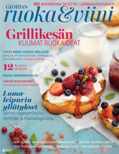 Glorian ruoka & viini (Gloria food magazine)