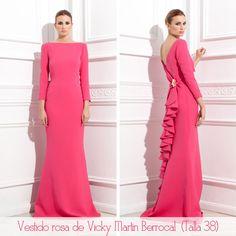 Vestido de novia de Vicky Martín Berrocal que se sortea en TodoBoda