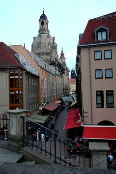 ✯ Old Town Dresden, Germany