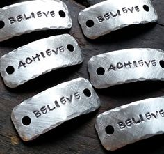 { l a c e t a g s } shoe tags . personalized trainer tags . inspirational jewelry for the new year **as featured in WOMENSHEALTHMAG.COM 19 gift must haves for your fit friends** for the runner . for motivation in the new year . for your fit friend gifts 18g aluminum shoe tags .