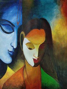 Size: 20.5x26 In Medium: Acrylic Color Surface: Canvas Artwork: Original Krishna Painting, Acrylic Colors, Canvas Artwork, Surface, Paintings, The Originals, Medium, Artist, Art On Canvas