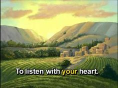 These would be nice for young readers to watch. The Parables of Jesus Music Video