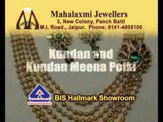 Mahalxmi jewellers jaipur  Mahalaxmi Abhushan Bhandar Jewellers is a family owned & operated firm, scoring a wide experience. We are a leading direct manufacturer and wholesaler of a wide range of jewellery including, Antique gold Jewellery, Diamond Jewellery, Kundan & Kundan Meena Polki, Marwar Jewellery,MixGoldJewellery,MotiSets Jewellery.