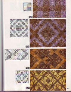 700 Vzorov - Volshebnyj klubok - Donna Taylor - Picasa Web Albums