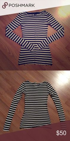BCBG MAXAZRIA Long Sleeve Shirt Size XXS BCBGMAXAZRIA Long Sleeve Shirt - Size XXS - Shirt has a bit of stretch to it. Like New Condition - Comes from a smoke free and pet free home. Please feel free to ask any questions. Thanks for browsing!! BCBGMAXAZRIA Tops Tees - Long Sleeve