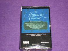 Vladimir Horowitz - Horowitz Collection - Factory Sealed Cassette Tape - RCA 2719