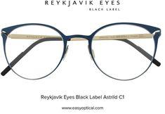 Reykjavik Eyes Black Label Astrild C1