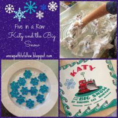 FIAR- Katy and the Big Snow