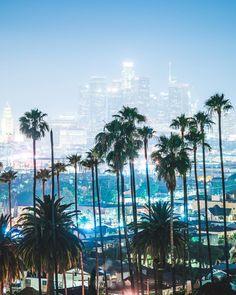 Los Angeles California by Dylan Schwartz   CaliforniaFeelings.com #california #cali #LA #CA #SF