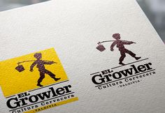 GROWLER / Cervecería. Diseño de Imagen Corporativa. 2015