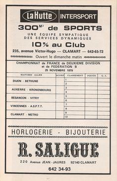 Calendrier 1979-1980 - 2ème Division - Page 14