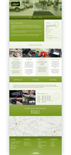 LIGA Lindengut-Garage AG Wil, Wil, Neuwagen, Autogarage, Lackiererei, Autowaschanlage