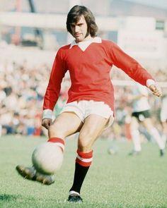 George Best. Man. United
