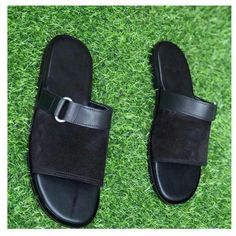 Black Leather Shoes, Leather Men, Leather Wallet, Leather Sandals For Men, Best Sandals For Men, Leather Slippers For Men, Mens Slippers, Brown Slippers, Fashion Slippers