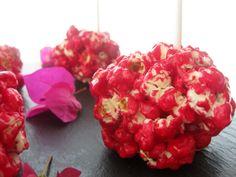 Palomitas con caramelo de nubes/Caramel Marshmallow Popcorn