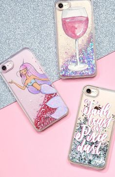 Most Popular Glitter iPhone 7 Cases here > https://www.casetify.com/collections/iphone-7-glitter-cases#/