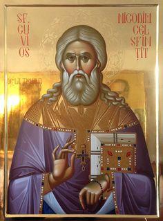 Constantine Olarean: the Painter of Saints from Cyprus | PEMPTOUSIA