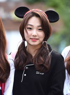 My and the subunit OguOgu bias 💖💖💖 Kpop Girl Groups, Korean Girl Groups, Kpop Girls, Extended Play, Korean Beauty, Asian Beauty, K Pop, Ioi Members, Kim Sejeong
