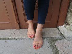 Rose Gold Sandals, Bridal Sandals, Brown Sandals, Leather Sandals Flat, Ankle Strap Sandals, Flat Sandals, Beautiful Sandals, Shoes Photo, Greek Sandals