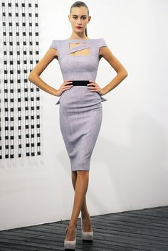 Victoria Beckham Spring 2010 Ready-to-Wear Collection