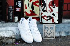 adidas Skateboarding Unveils the Ultra-Limited Shepard Fairey Samba ADV Get Up And Walk, Samba, Skateboarding, Adidas, Sneakers, Shoes, Fashion, Tennis, Moda