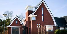 Luxe bosrand villa | ArchitectenGilde, bureau voor stedenbouw, architectuur en interieur voor private en publieke organisaties alsmede parti... Oosterhout