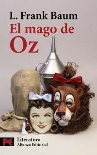 EL LIBRO DEL DÍA    El mago de Oz, de L. Frank Baum.  http://www.quelibroleo.com/el-mago-de-oz 18-11-2012