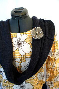 Odacier, Ellen Mason Design: A Stitcher's Wardrobe: Bloomin' Outfit