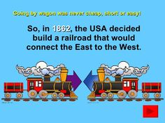 First Transcontinental Railroad Lesson