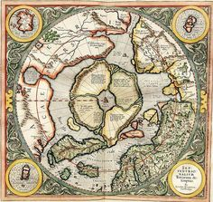 Phantom Islands: Mystical Lands and Cartographic Confusion