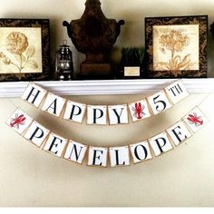 30 best birthday banners images on pinterest personalized birthday