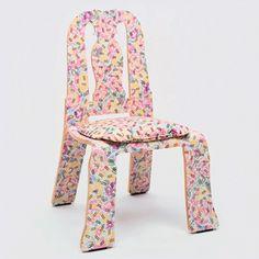 Robert Venturi ──《queen Anne》,1979 Furniture Vitra