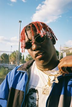 I had spent a lot of time learning about lil yachty and listening to his music throughout the summer