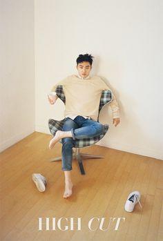 #kyungsoo #exo for High Cut