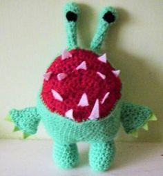 Amigurumi Starcraft : 1000+ images about Gaming Crochet on Pinterest Amigurumi ...